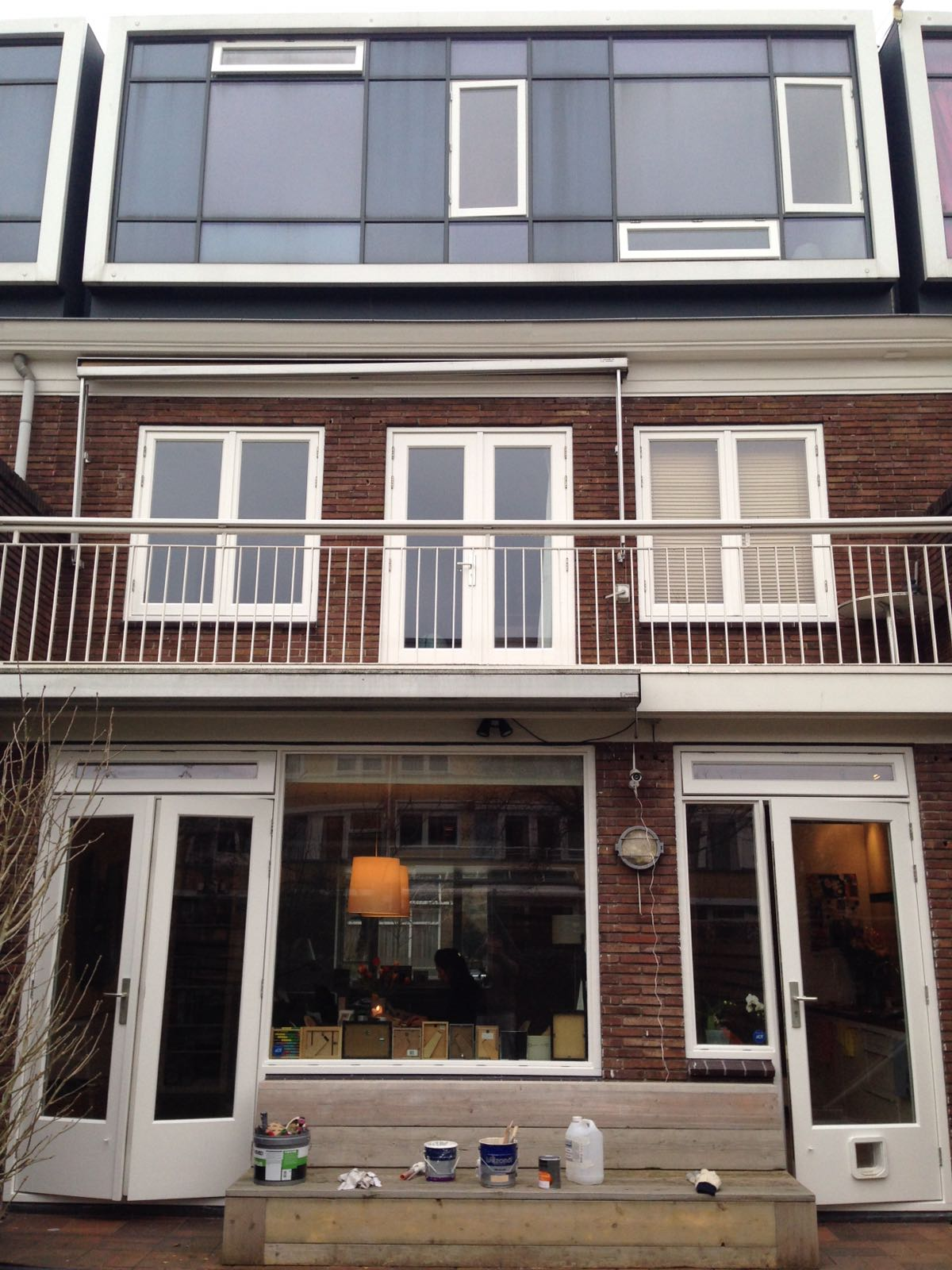Buitenschilderwerk Amsterdam