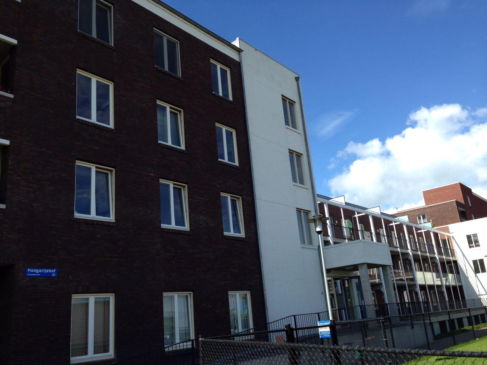 Nieuwbouw schilderwerk Almere